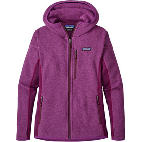 Patagonia Performance Better Sweater Naiset takki , vaaleanpunainen